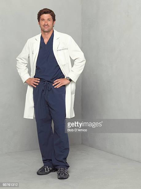 S ANATOMY Patrick Dempsey stars as Derek Shepherd on the Walt Disney Television via Getty Images Television Network's Grey's Anatomy