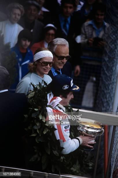 Patrick Depailler, Prince Rainier of Monaco, Princess Grace of Monaco, Tyrrell-Ford 008, Grand Prix of Monaco, Circuit de Monaco, 07 May 1978....