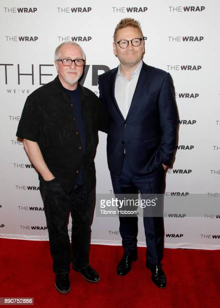 Patrick Doyle and Kenneth Branagh attend TheWrap's 'Special Evening With 2018 Oscar Song Contenders' at AMC Century City 15 theater on December 11...