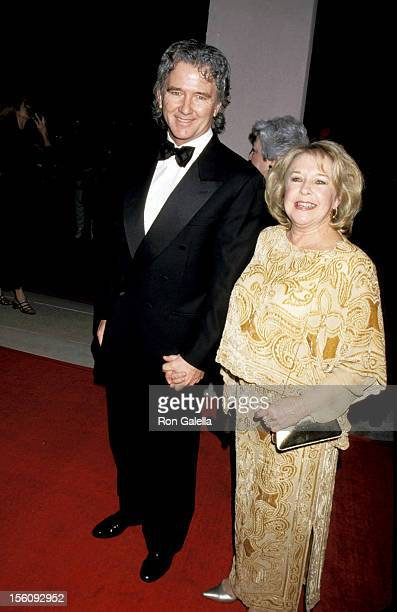 Patrick Duffy and wife Carlyn Rosser during 2000 Annual International Film Festival Awards Gala at Palm Springs Convention Center in Palm Springs...