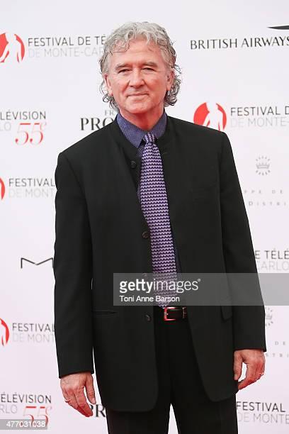 Patrick Duffy attends the 55th Monte Carlo TV Festival Opening Ceremony at the Grimaldi Forum on June 13 2015 in MonteCarlo Monaco