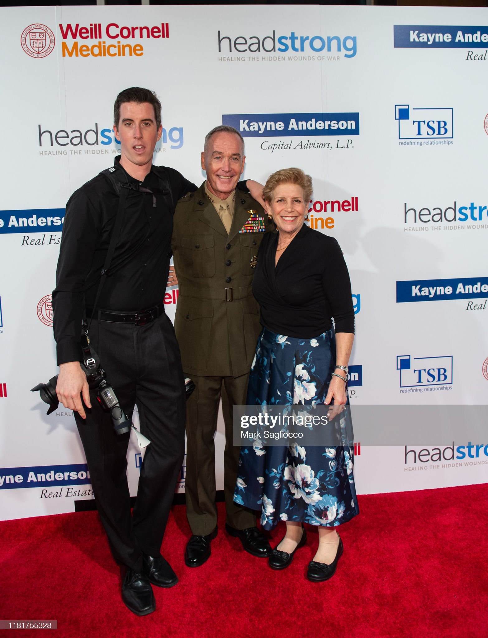 7th Annual Headstrong Gala : News Photo