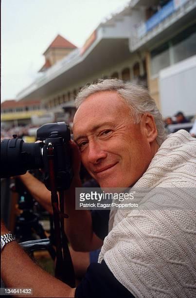 Patrick Eagar England v South Africa 4th Test Trent Bridge July 1998