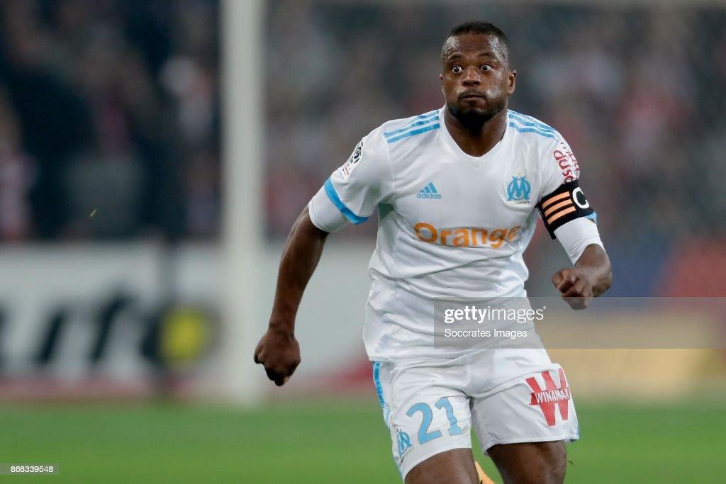Lille v Olympique Marseille - French League 1 : Photo d'actualité