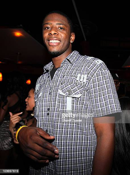 Patrick Ewing Jr attends the 2010 Celebrity Bowling Tournament Party at Lucky Strike on August 27 2010 in New York City