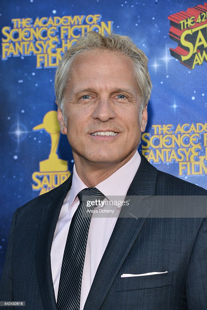 42nd Annual Saturn Awards - Arrivals : News Photo