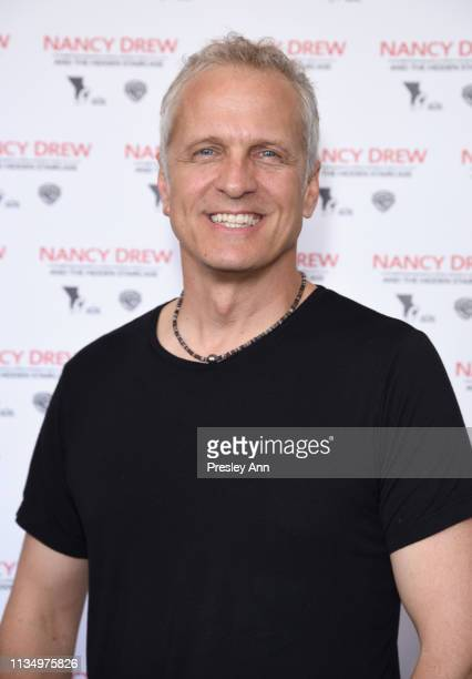 Patrick Fabian attends the red carpet premiere of 'Nancy Drew and the Hidden Staircase' at AMC Century City 15 on March 10 2019 in Century City...