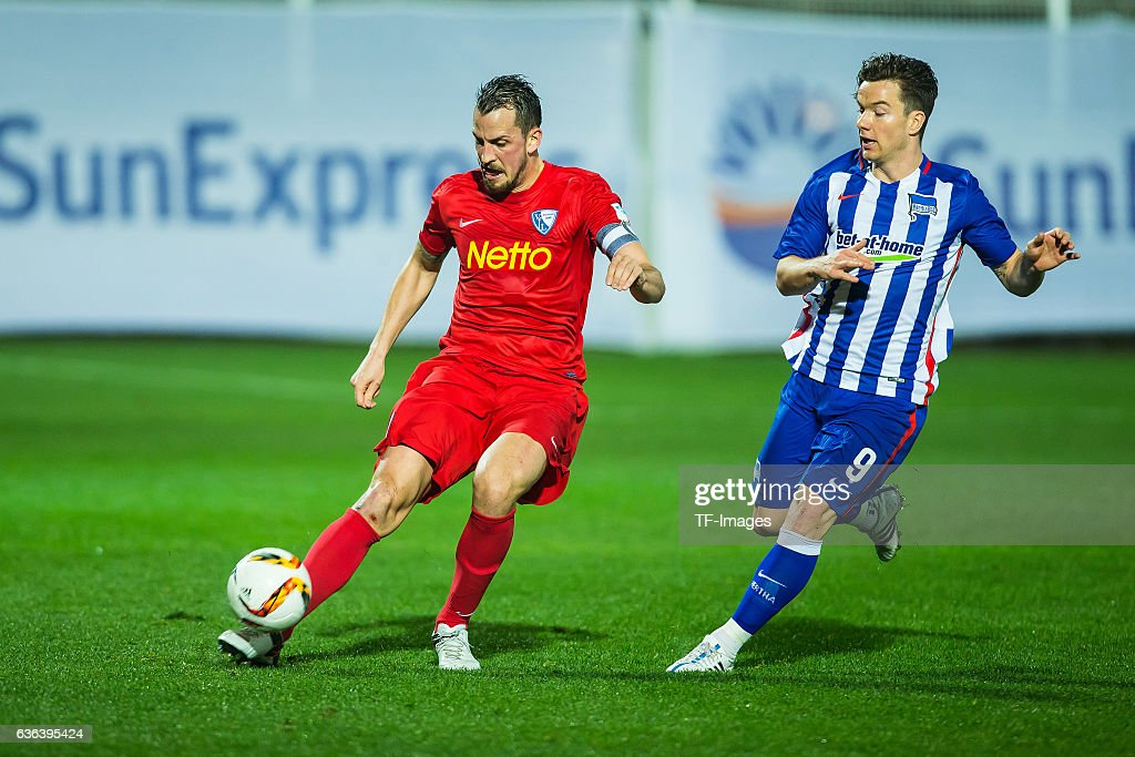 Alex Bochum vfl bochum v hertha bsc match pictures getty images