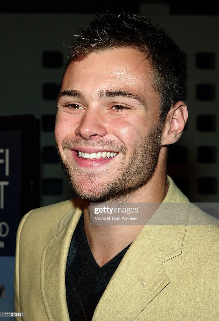 Patrick Flueger during AFI Fest 2005 - 'The World's Fastest Indian' Los Angeles Premiere - Arrivals at Cinerama Dome - Arclight in Hollywood, California, United States.