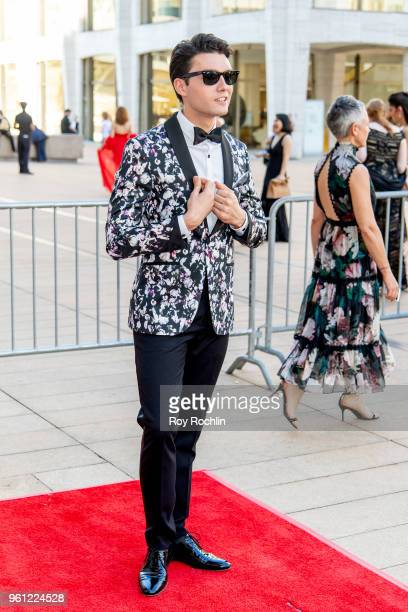 Patrick Frenetic attends the 2018 American Ballet Theatre Spring Gala at The Metropolitan Opera House on May 21 2018 in New York City
