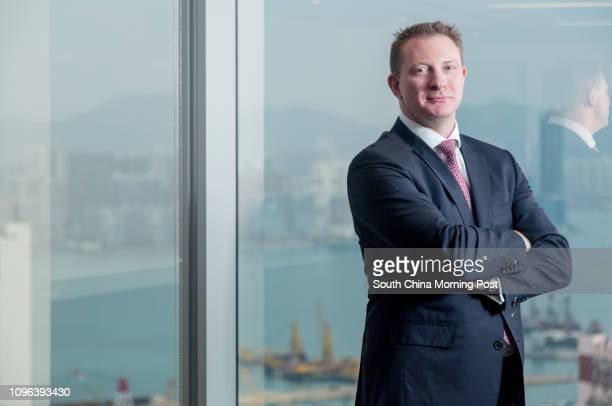 Patrick Graham CEO of Asia Pacific at Cigna 05OCT16