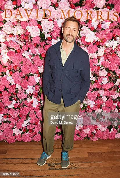 Patrick Grant attends the David Morris Ai Weiwei exhibition gala preview at the Royal Academy of Arts on September 17 2015 in London England