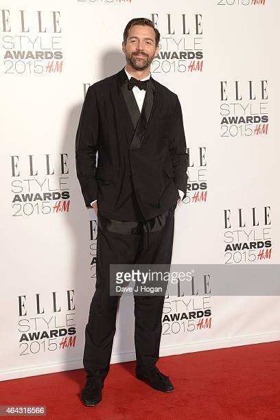 Patrick Grant attends the Elle Style Awards 2015 at Sky Garden @ The Walkie Talkie Tower on February 24 2015 in London England