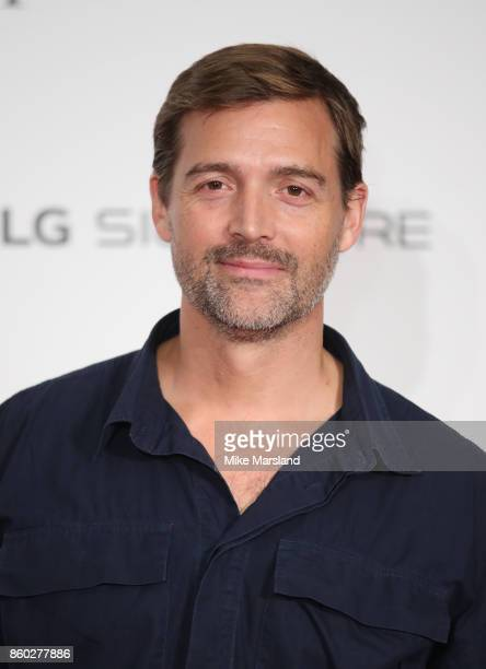 Patrick Grant attends the Esquire Townhouse with Dior party at No 11 Carlton House Terrace on October 11 2017 in London England
