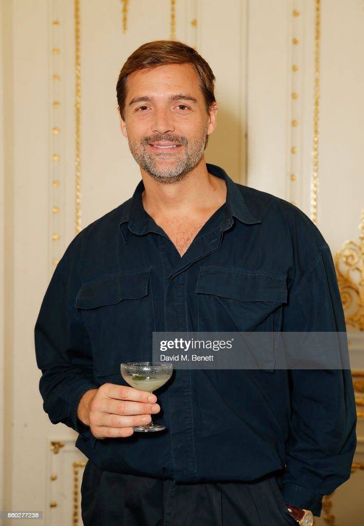 Patrick Grant attends the launch of the Esquire Townhouse with Dior at No 11 Carlton House Terrace on October 11, 2017 in London, England.