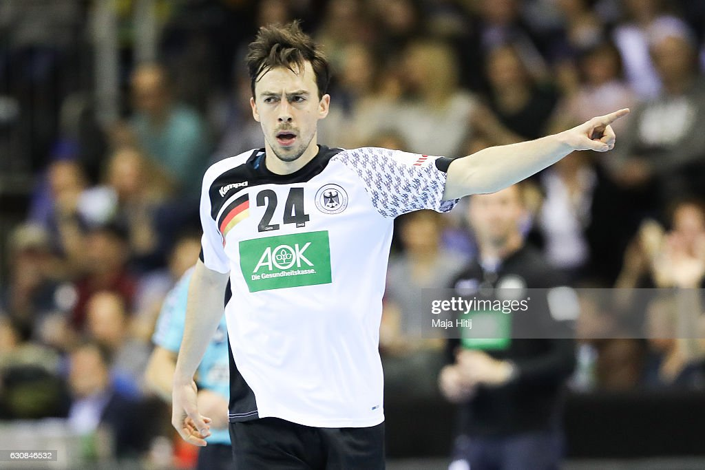 Germany v Romania - International Handball Friendly : ニュース写真