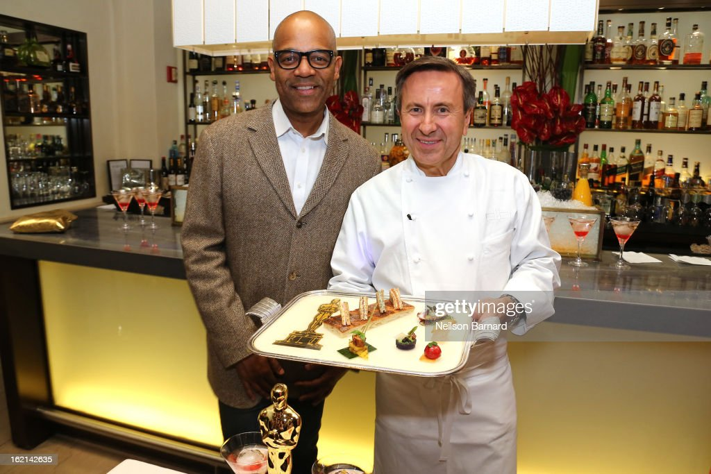 85th Academy Awards Official New York City Viewing Party Menu Tasting