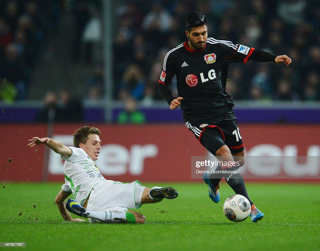 Borussia Moenchengladbach v Bayer Leverkusen - Bundesliga : News Photo
