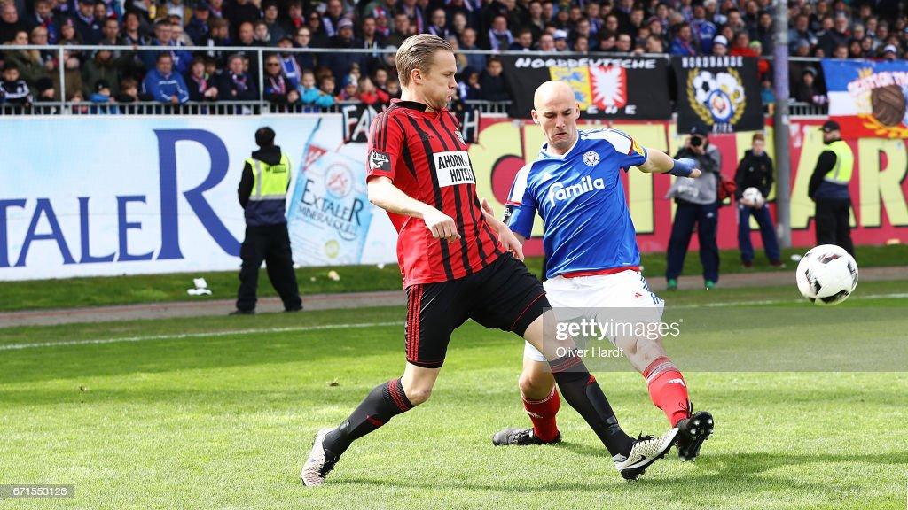 Holstein Kiel v Chemnitzer FC - 3. Liga