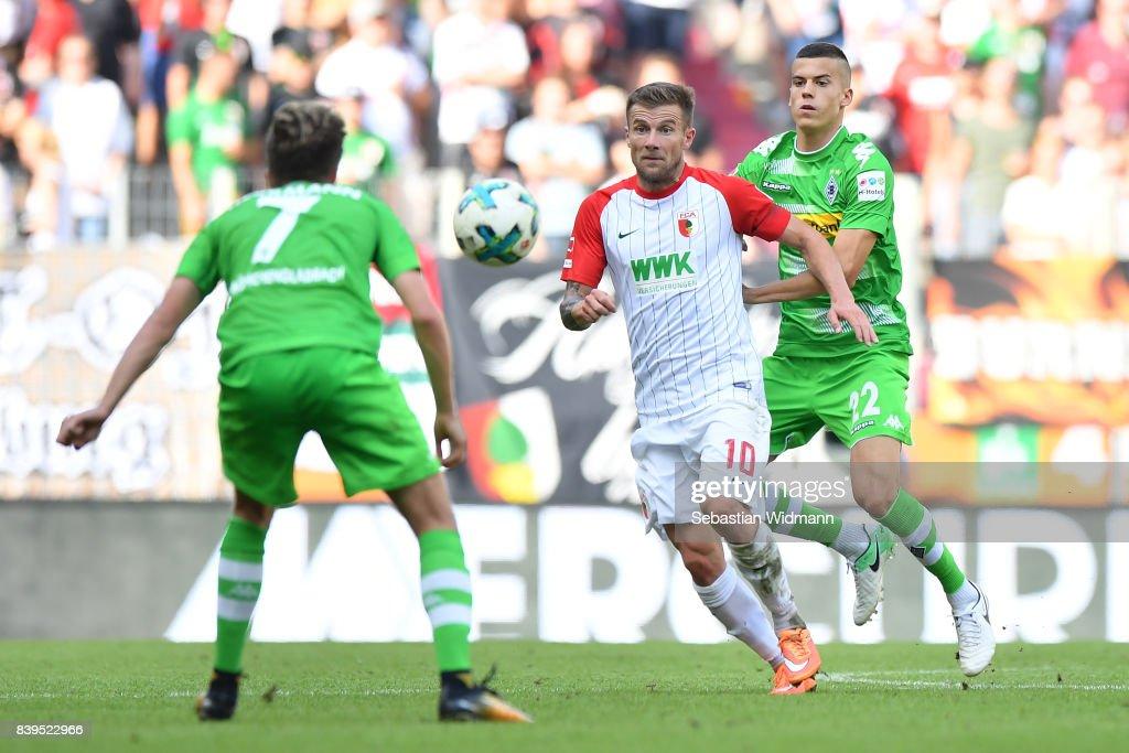 FC Augsburg v Borussia Moenchengladbach - Bundesliga