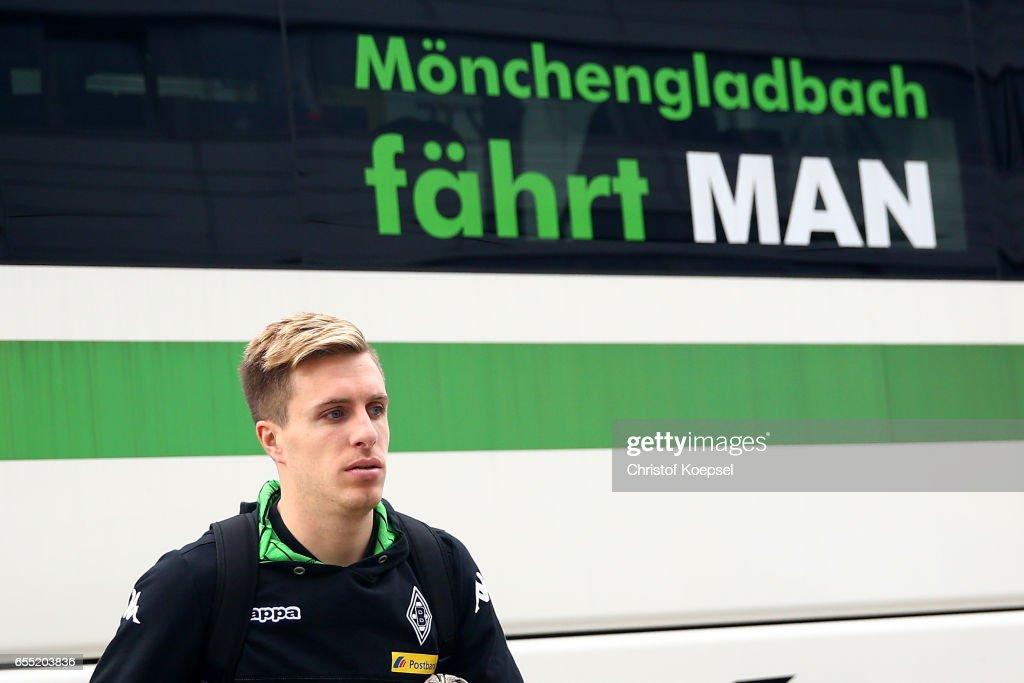 Borussia Moenchengladbach v Bayern Muenchen - Bundesliga : News Photo