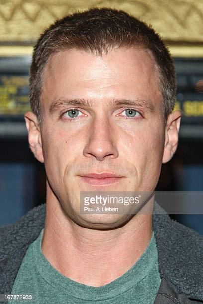 Patrick Heusinger attends the screening of IFC Films' 'Frances Ha' at the Vista Theatre on May 1 2013 in Los Angeles California
