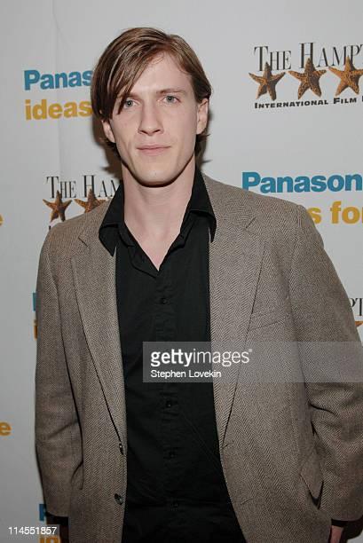 Patrick Heusinger during 13th Annual Hamptons International Film Festival 'Sweetland' Screening at United Artists Theatres in East Hampton New York...