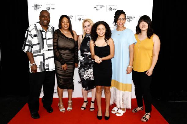 "NY: ""Through The Night"" Premiere - 2021 Tribeca Festival"