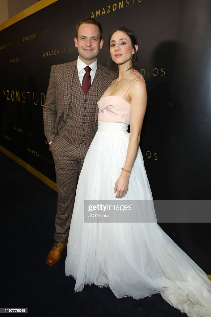 Amazon Studios Golden Globes After Party - Red Carpet : News Photo