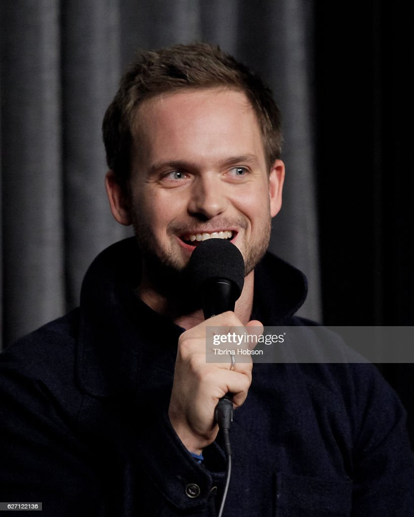 """SAG-AFTRA Foundation's Conversations With """"Suits"""" : News Photo"""