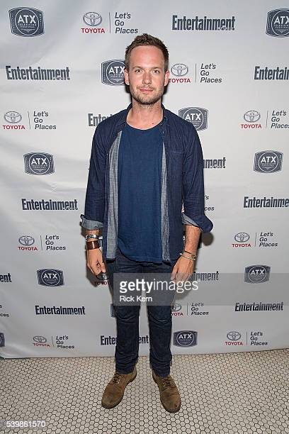 Patrick J Adams attends the Ugly Betty Reunion After Party presented with Entertainment Weekly sponsored by Toyota at the ATX Television Festival in...