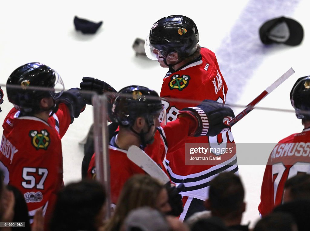 Pittsburgh Penguins v Chicago Blackhawks : News Photo