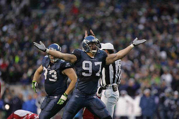 arizona cardinals vs seattle seahawks pictures getty images