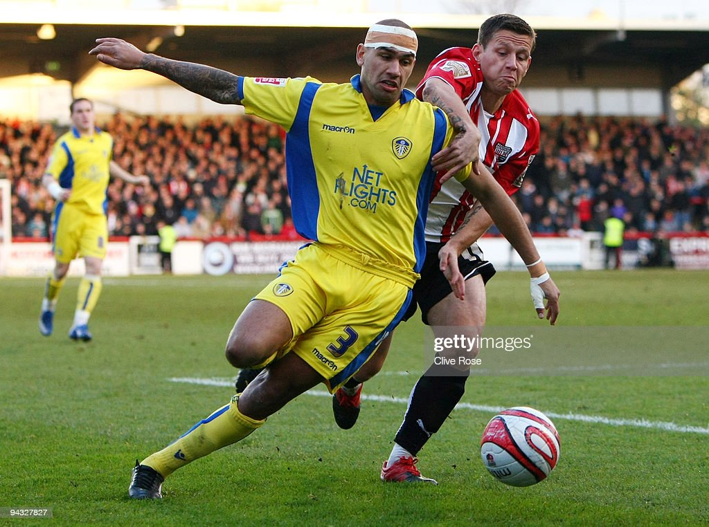 Brentford v Leeds United : News Photo