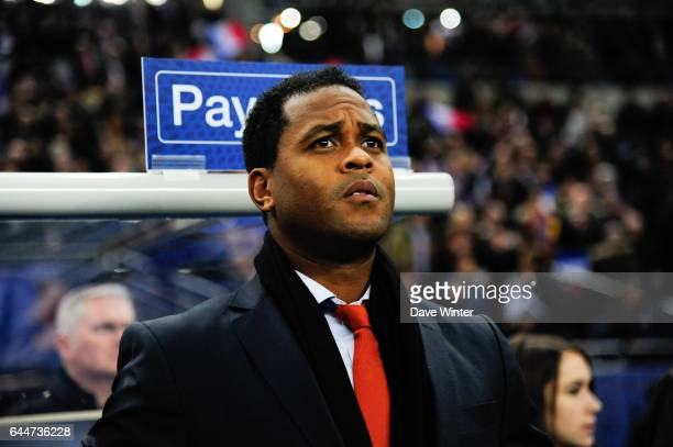Patrick KLUIVERT France / Pays Bas match amical Photo Dave Winter / Icon Sport
