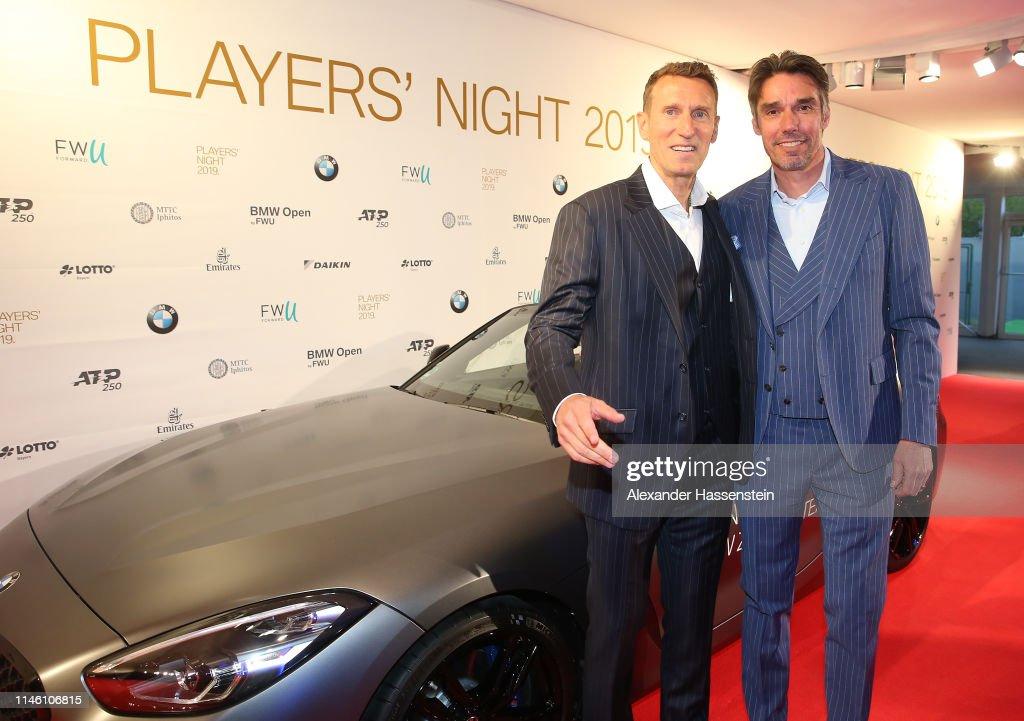 DEU: Players Night - BMW Open by FWU 2019