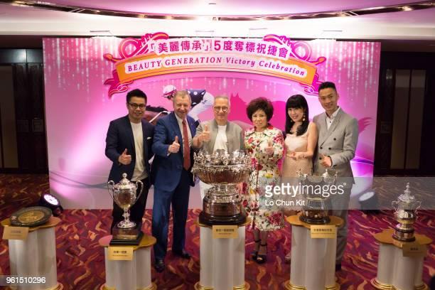 KONG – MAY Patrick Kwok Ho Chuen Winfried EngelbrechtBresges Simon Kwok Siu Ming Eleanor Kwok Law Kwai Chun Melody Kwok Sze Wai and Junbon Chan Chun...
