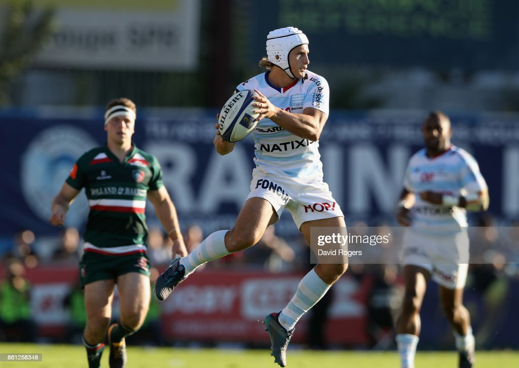 Racing 92 v Leicester Tigers -  Champions Cup