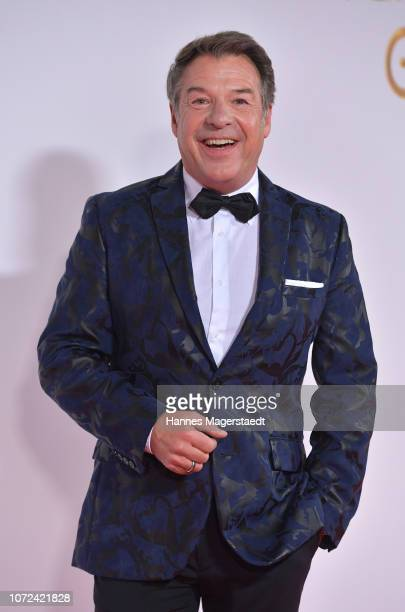 Patrick Lindner attends the 24th Annual Jose Carreras Gala at Bavaria Studios on December 12 2018 in Munich Germany