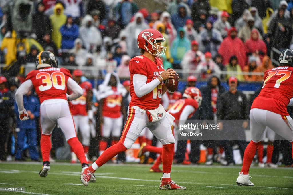 NFL Pro Bowl : News Photo