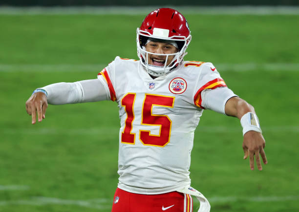 MD: Kansas City Chiefs v Baltimore Ravens