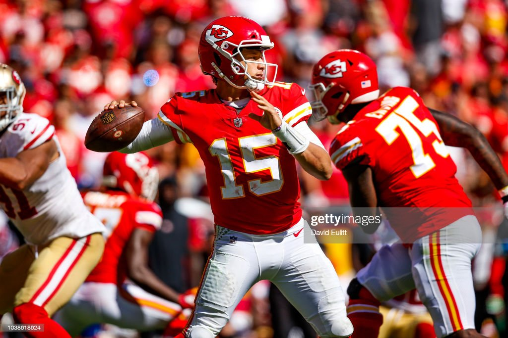San Francisco 49ers v Kansas City Chiefs : News Photo