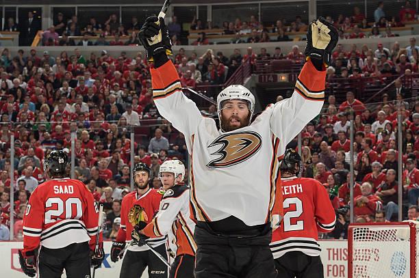 Anaheim Ducks v Chicago Blackhawks - Game Six