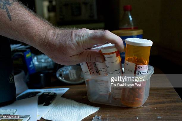 Patrick McGarvey takes 14 pills a day to help with his back pain McGarvey waited 7 years from 2005 to 2012 to get an answer about his Social Security...