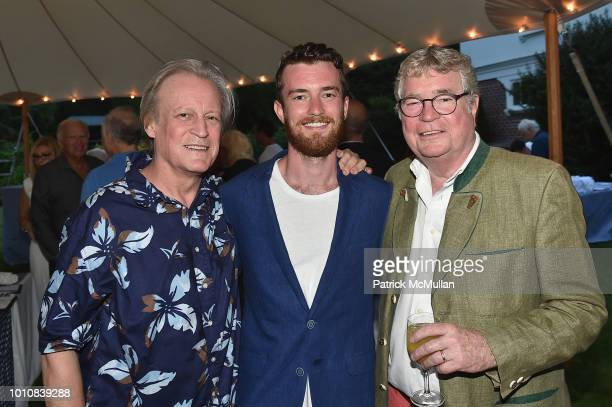 Patrick McMullan Randy Harris and King Harris attend the RitaHayworthGala Hamptons Kickoff Event hosted by Alzheimer's Associationat Private...