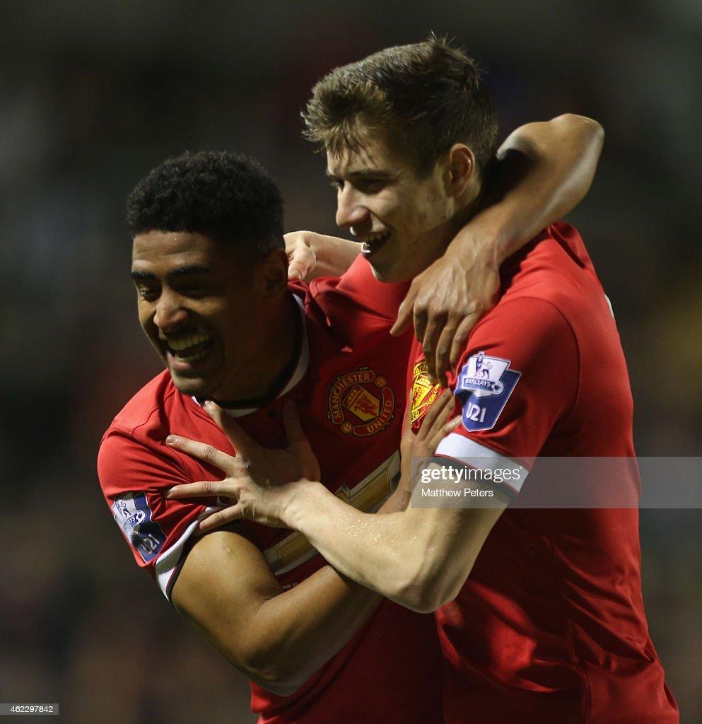 Manchester United v Liverpool: Barclays U21 Premier League