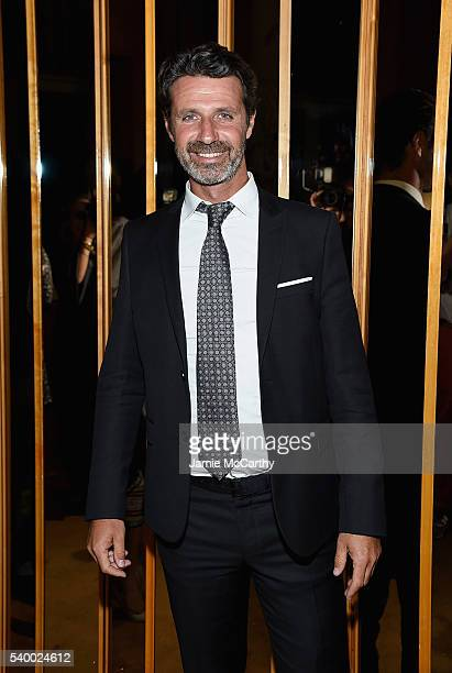 Patrick Mouratoglou attends the Premiere Of EPIX Original Documentary 'Serena' After Party at The Top of The Standard on June 13 2016 in New York City