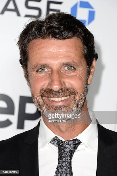 Patrick Mouratoglou attends the premiere of EPIX original documentary 'Serena' at SVA Theater on June 13 2016 in New York City