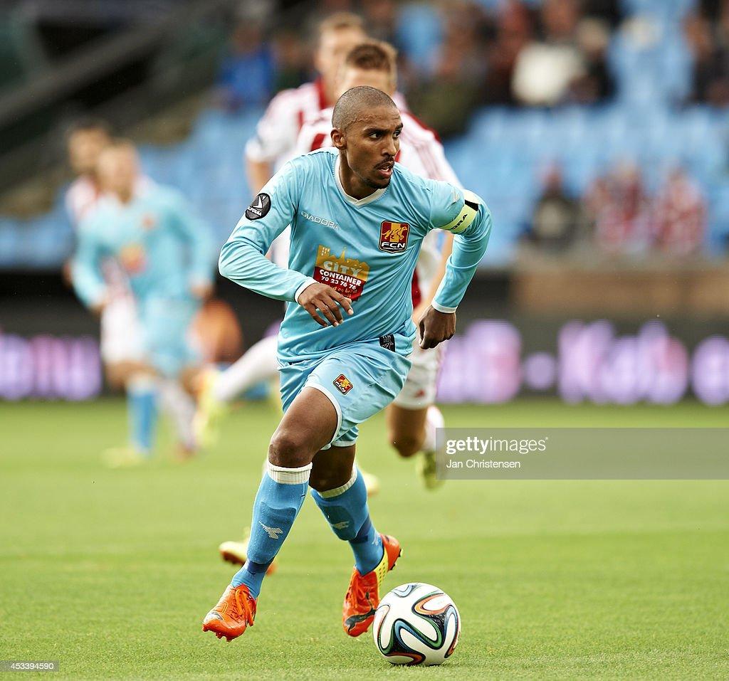 AaB Aalborg v FC Nordsjalland - Danish Superliga
