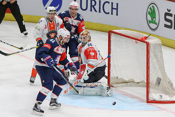 CHE: ZSC Lions Zurich v Vaxjo Lakers  - Champions Hockey League